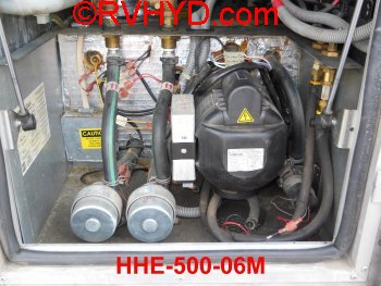 RV Hydronic Heater Repair - HHE-200-07x | Hydro Hot Wiring Diagram |  | RV Hydronic Heater Repair